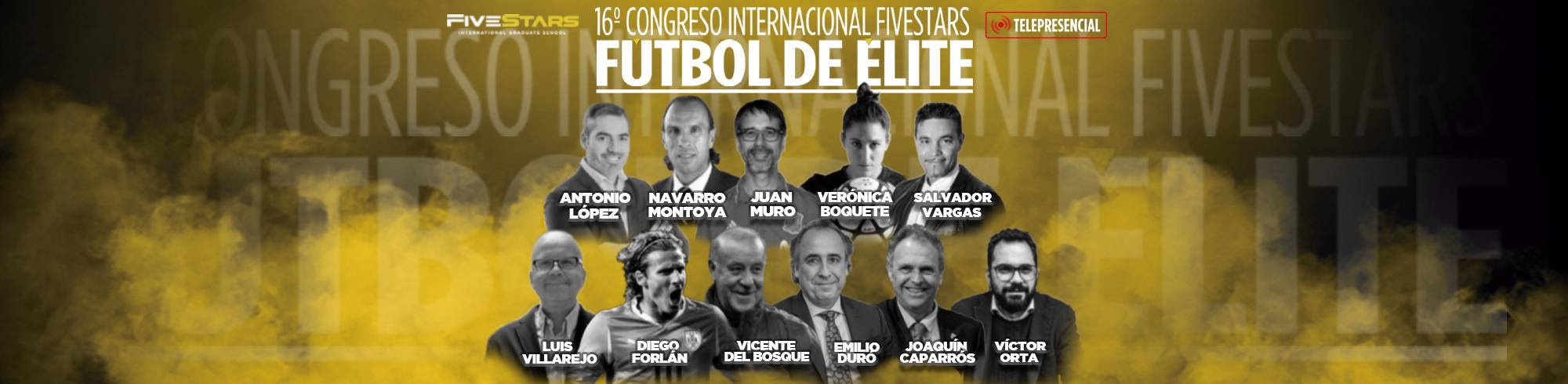 congreso futbol de élite