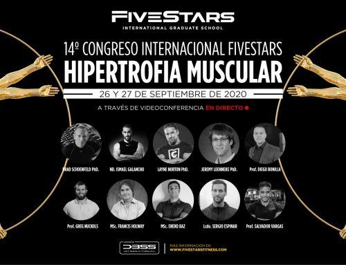 14º Congreso Internacional Fivestars: Hipertrofia Muscular
