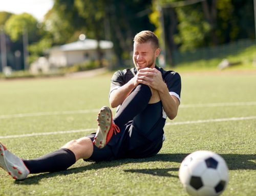 Lesiones deportivas: ¿cuáles son las más frecuentes?